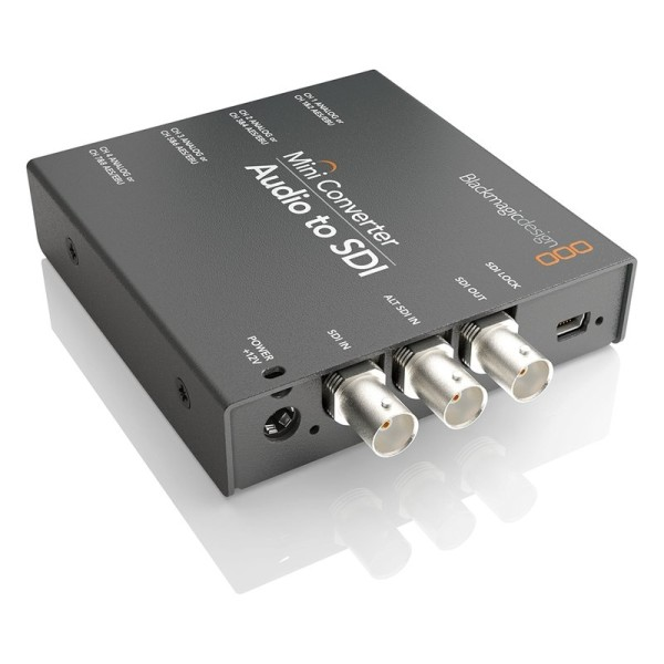 BLACKMAGIC DESIGN Mini Converter Audio-SDI 2