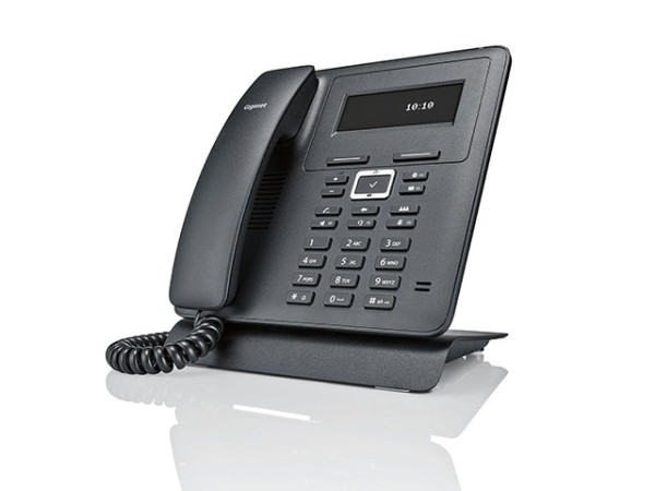 "GIGASET PRO Maxwell Basic IP-Desktop Telefon 2,2"" Display"