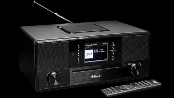 BLOCK Audioblock Smartradio SR-50